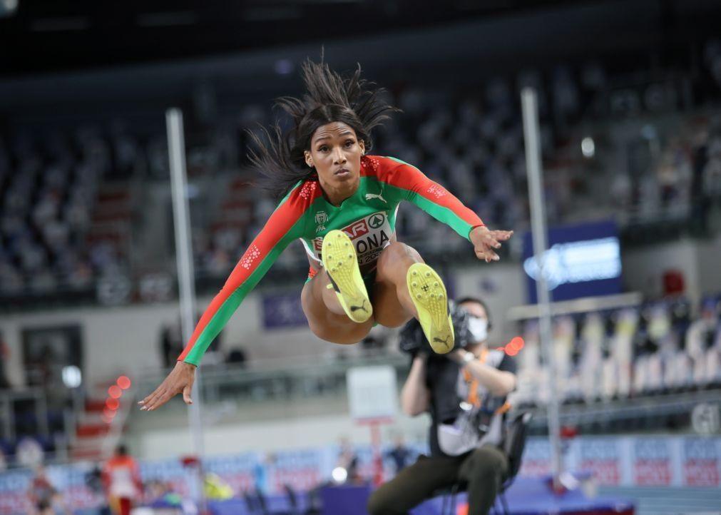 António Costa felicitou Patricia Mamona pela medalha de ouro nos Europeus  de Atletismo