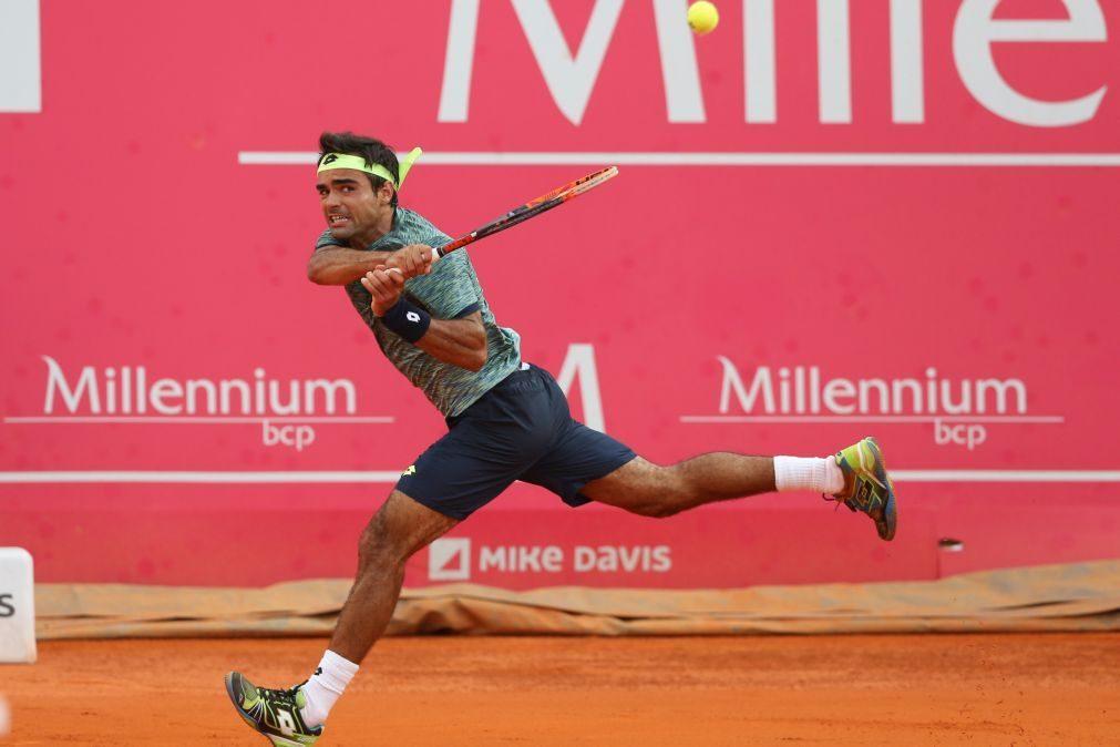 Frederico Silva derrotado na primeira ronda do 'qualifying' em Marselha