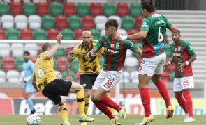 Moreirense triunfa na visita ao Marítimo ao sobe a sétimo na Liga NOS