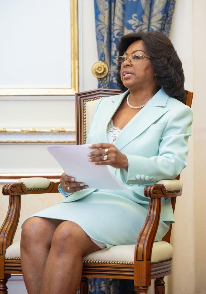 Covid-19: Primeira-dama angolana destaca papel e resiliência das mulheres na luta contra a pandemia