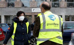 Acordo com Groundforce falha por acionista maioritário ter ações penhoradas