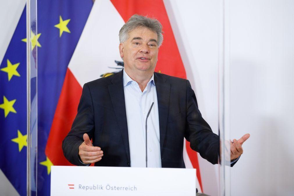Áustria reitera rejeição de acordo comercial UE-Mercosul