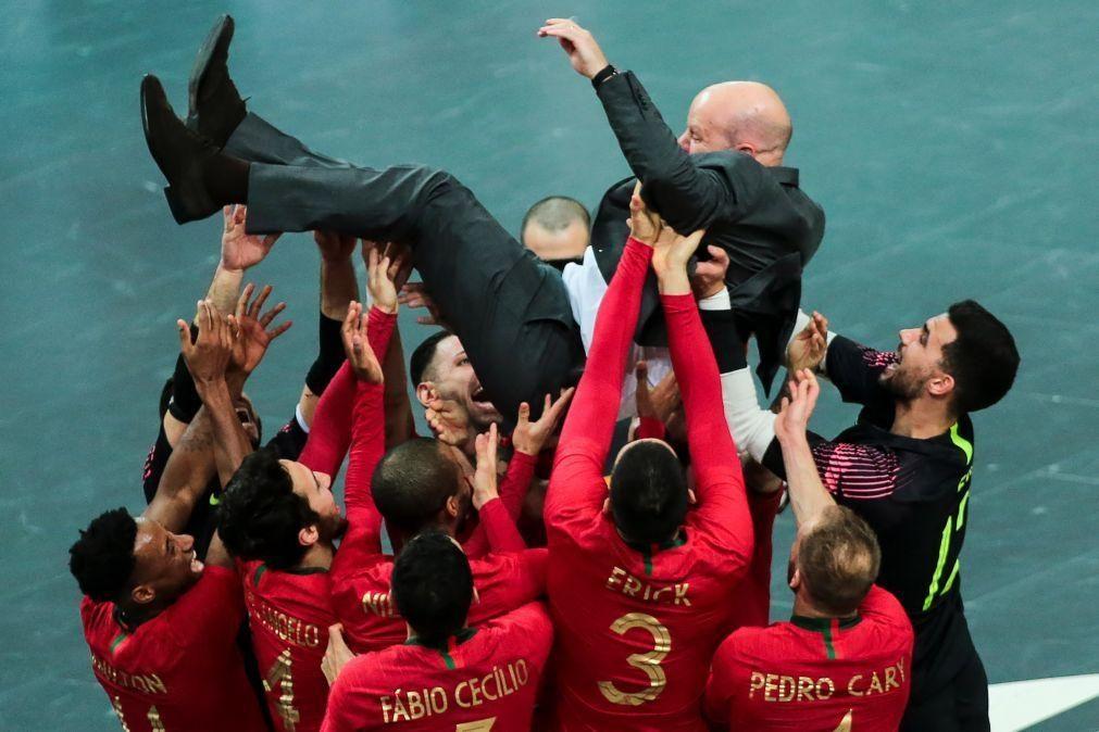 Jorge Braz só pensa em vencer a República Checa e colocar Portugal na liderança