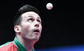 Mesatenista João Monteiro junta-se a Marcos Freitas na ronda de 32 em Doha