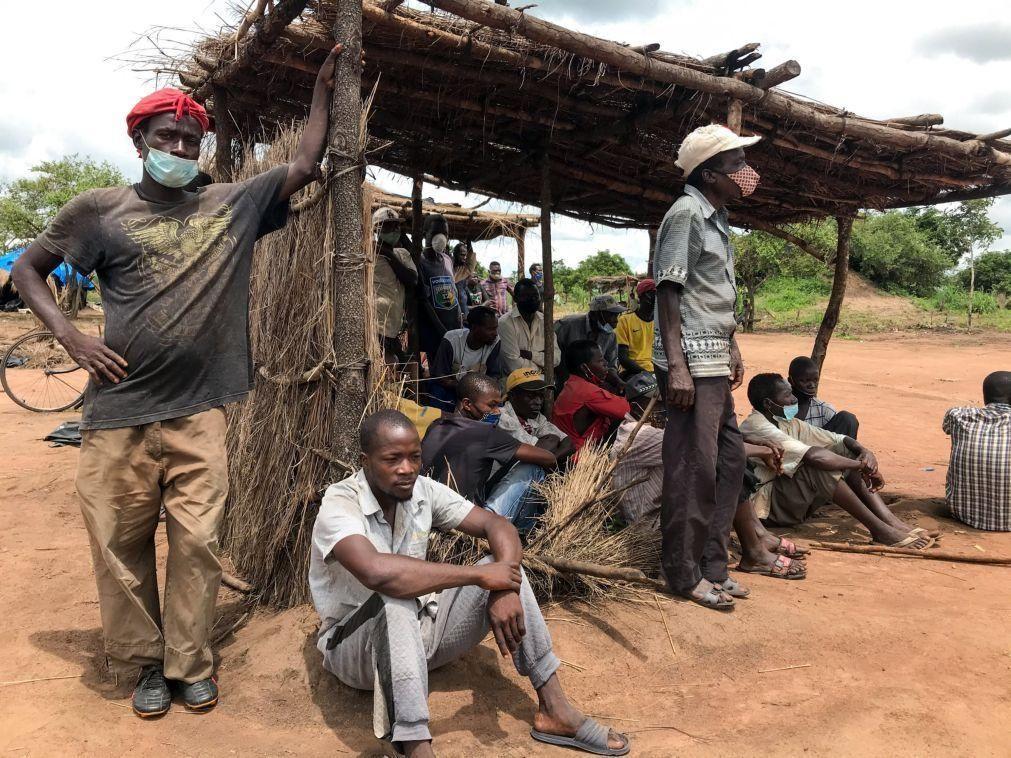 Governo moçambicano e Renamo expandem processo de desarmamento para província de Manica