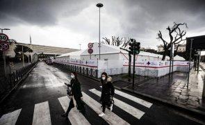 Covid-19: Itália ultrapassa as 100.000 mortes desde o início da pandemia