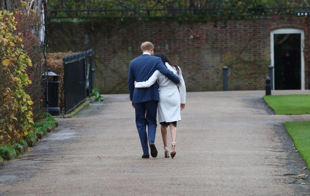 Casa Branca considera que o principe Harry e Meghan mostraram