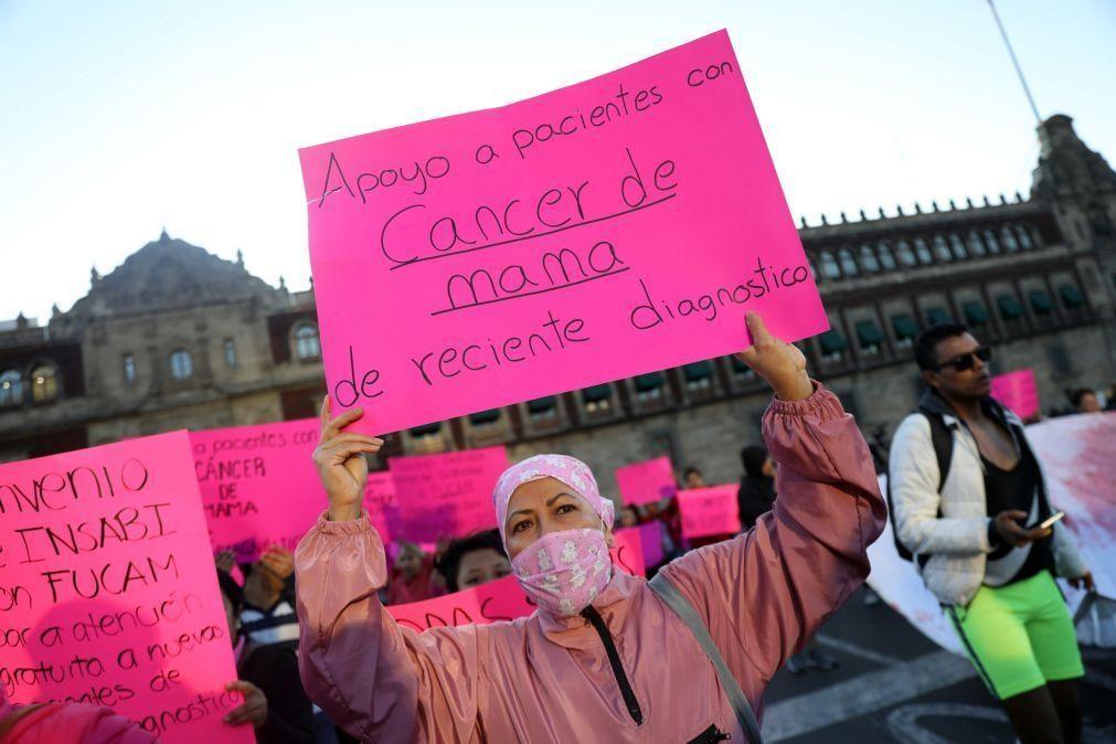 OMS quer reduzir mortalidade do cancro da mama e salvar 2,5 milhões de vidas