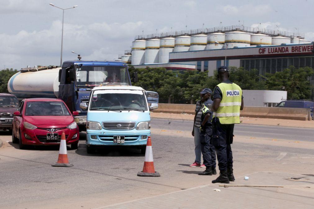 Covid-19: Angola regista 22 infetados e um morto nas últimas 24 horas
