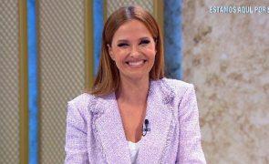 Cristina Ferreira já fez a tão anunciada revelação ao país