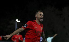 Benfica vence Belenenses SAD com bis de Seferovic [veja o resumo alargado]