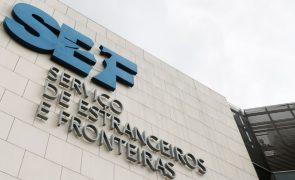 SEF/Ihor:Tribunal chumba despacho do SEF que afasta do aeroporto de Lisboa inspetores