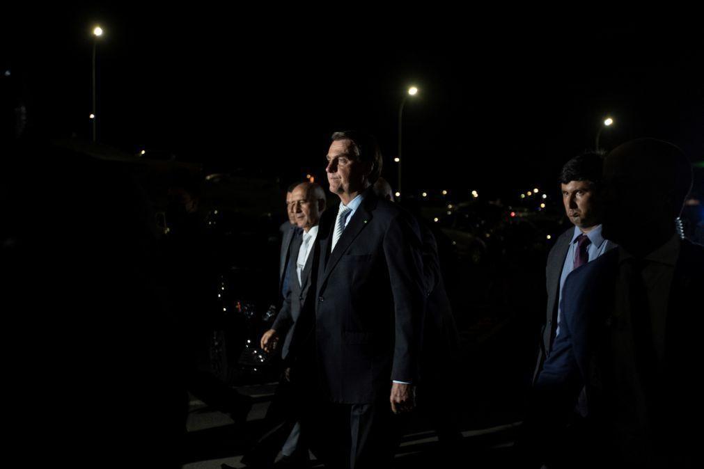 Bolsonaro diz que brasileiros não querem Lula na corrida presidencial de 2022