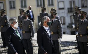 Marcelo visita Vaticano e Espanha depois de tomar posse