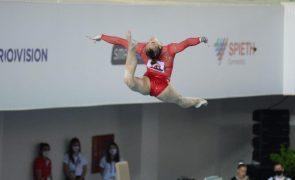 Cancelada Taça do Mundo de ginástica artística em Tóquio
