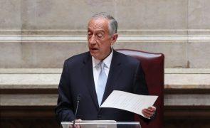 Marcelo afirma que é o mesmo e que assim será com qualquer Governo e maioria