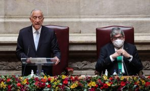 Marcelo promete defender democracia com tolerância e