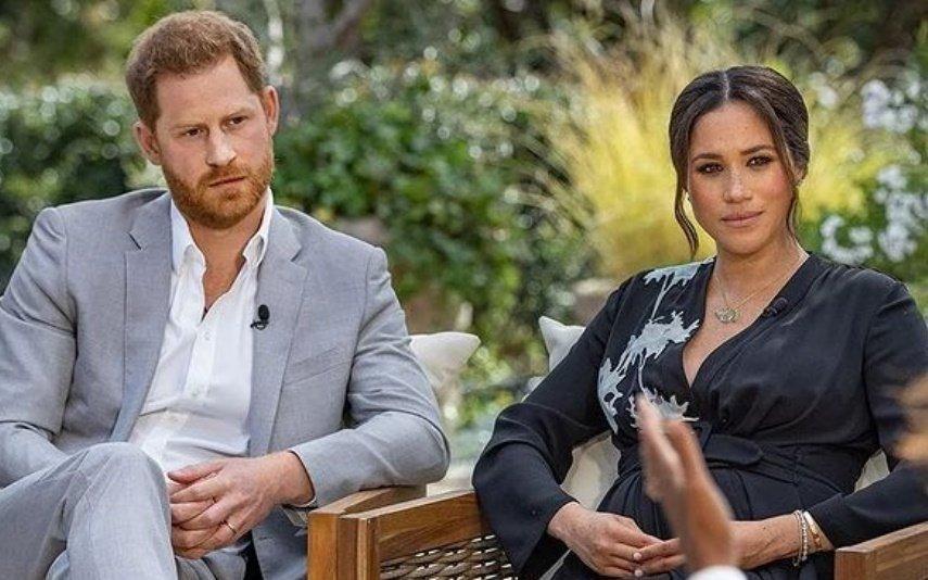 Entrevista de Harry e Meghan Políticos britânicos exigem saber que membro da família real foi