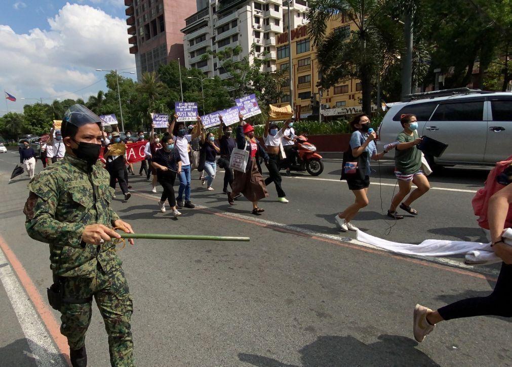 ONU expressa preocupação com escalada de violência nas Filipinas