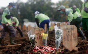 Covid-19: Pandemia já matou 2,6 milhões de pessoas no mundo