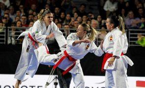 Lisboa recebe qualificação de karaté em substituição de Rabat