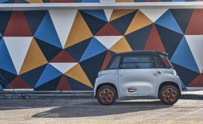 Citroën AMI – 100% ëlectric: o automóvel que dispensa carta de condução