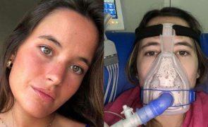 Constança Braddell Infarmed aprova remédio que ajuda a prolongar vida da jovem com fibrose quística