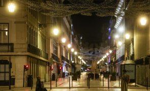 Covid-19: Comerciantes da baixa de Lisboa pedem ajuda ao Governo