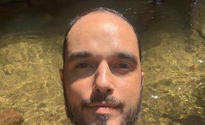 Ator Léo Rosa morre aos 37 anos vítima de cancro