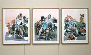 Pintora Paula Rego participa na exposição