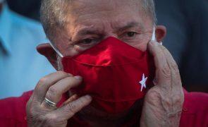 Lula da Silva convocado para testemunhar noutro processo sobre suspeitas de corrupção