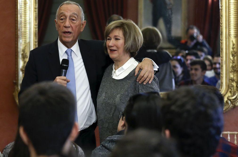 PR: Marcelo nomeia Lídia Jorge para o Conselho de Estado e renomeia quatro conselheiros