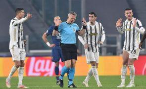 LC: FC Porto perde com Juventus no prolongamento, mas apura-se para os 'quartos'