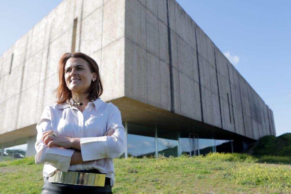 Nova presidente da Fundação Côa Parque mantém equipa, projetos e sublinha marca pessoal