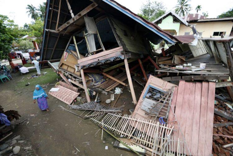 Desastres naturais em 2016 causaram prejuízos de 167,5 mil milhões de euros - Munich Re