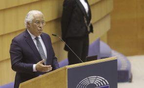 Costa diz que lançamento da Conferência sobre Futuro da Europa é mensagem de confiança