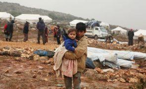 Mais de 10.000 crianças mortas ou feridas em 10 anos de guerra na Síria