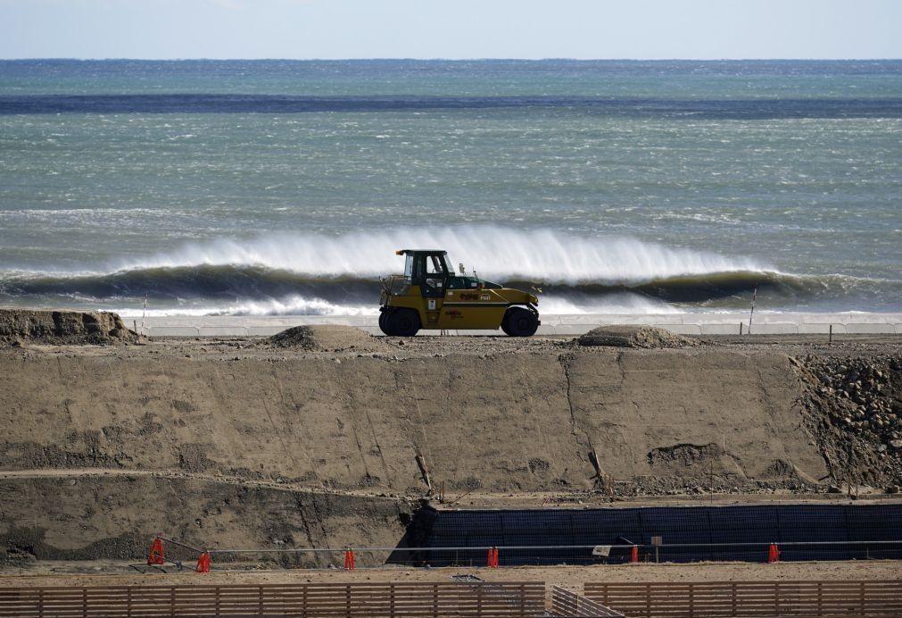 Cerca de 680 milhões de pessoas vivem em áreas de risco de 'tsunami' no mundo
