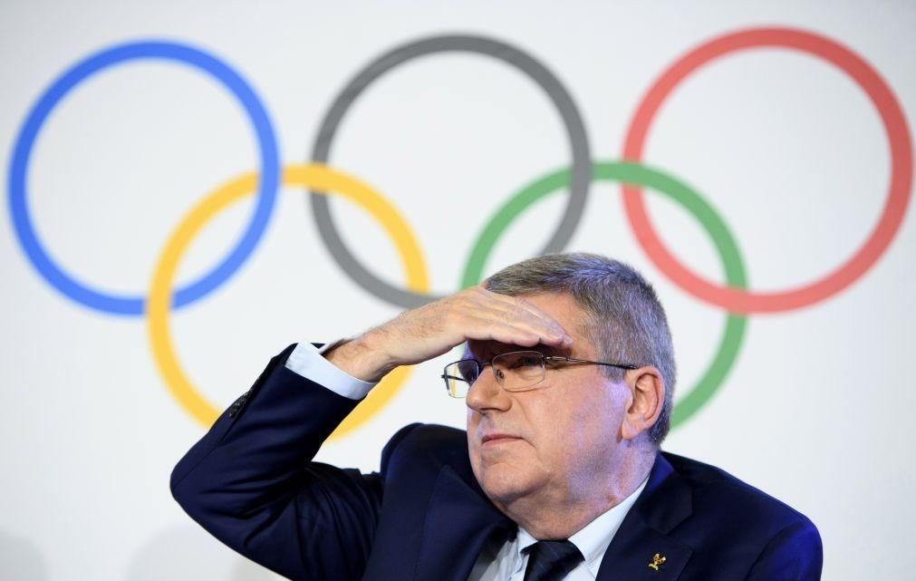 Thomas Bach reeleito presidente do Comité Olímpico Internacional até 2025