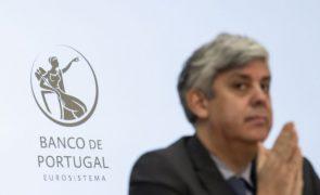 Covid-19: Audição de Centeno sobre fim de moratórias aprovada por unanimidade