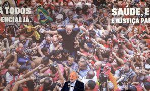 Lula recusa confirmar possível candidatura para 2022 e considera polarização positiva