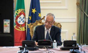PR convoca Conselho de Estado e Conselho Superior de Defesa para a próxima semana