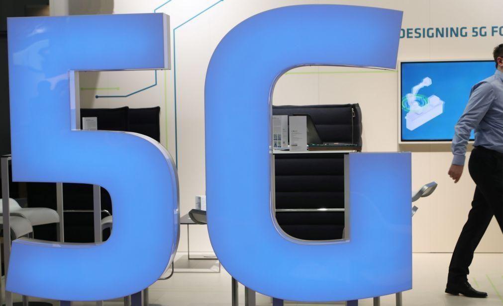 5G: Leilão chega ao 40.º dia de licitação principal e soma 255,6 ME