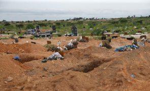 Covid-19: Brasil ultrapassa pela primeira vez as 2.000 mil mortes num único dia