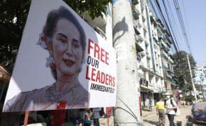 Junta militar de Myanmar acusa Suu Kyi de ter recebido subornos