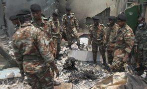 Detido militar suspeito de ter provocado explosões na Guiné Equatorial