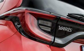 Toyota Yaris eleito o Carro do Ano 2021 na Europa