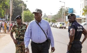 Ex-chefe da Marinha guineense suspeito de crime de branqueamento de capitais e fraude fiscal