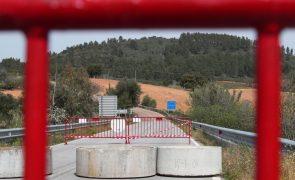 Restrições na fronteira com Espanha deverão ser prolongadas até à Páscoa