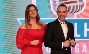 Maria Botelho Moniz e Cláudio Ramos fazem homenagem à música portuguesa